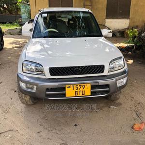 Toyota RAV4 1997 White | Cars for sale in Dar es Salaam, Kinondoni