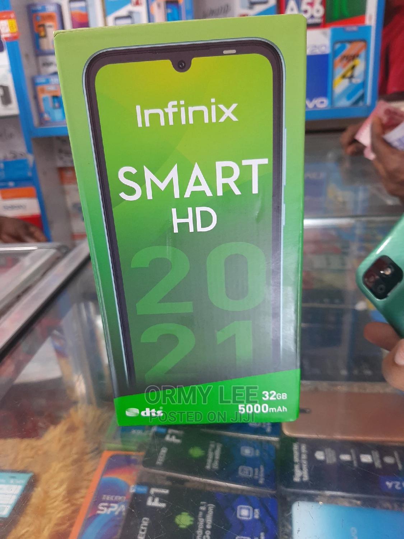 New Infinix Smart HD 2021 32 GB Blue