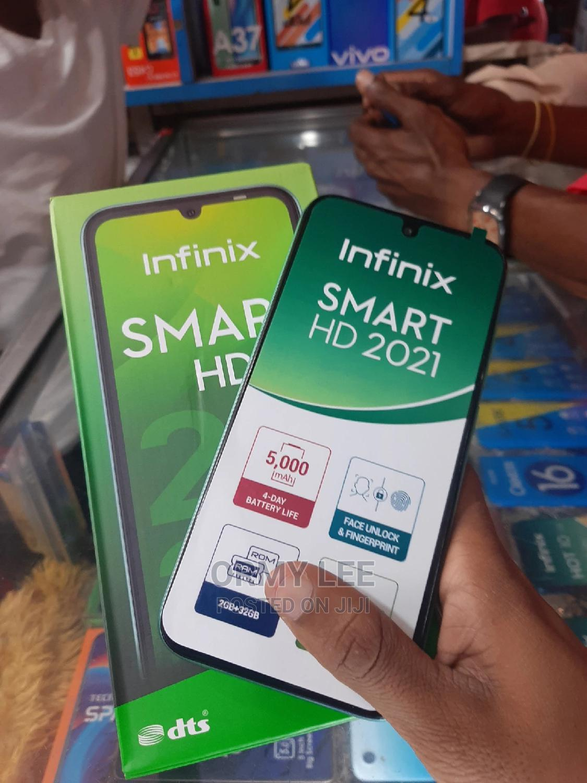 New Infinix Smart HD 2021 32 GB Blue   Mobile Phones for sale in Ilala, Dar es Salaam, Tanzania
