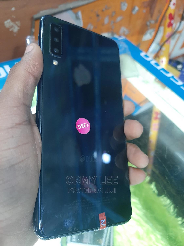 New Samsung Galaxy A7 128 GB Black | Mobile Phones for sale in Ilala, Dar es Salaam, Tanzania