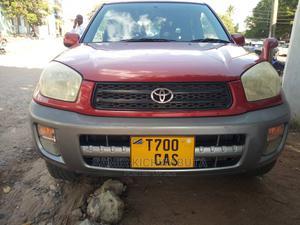 Toyota RAV4 2001 Red | Cars for sale in Mwanza Region, Nyamagana