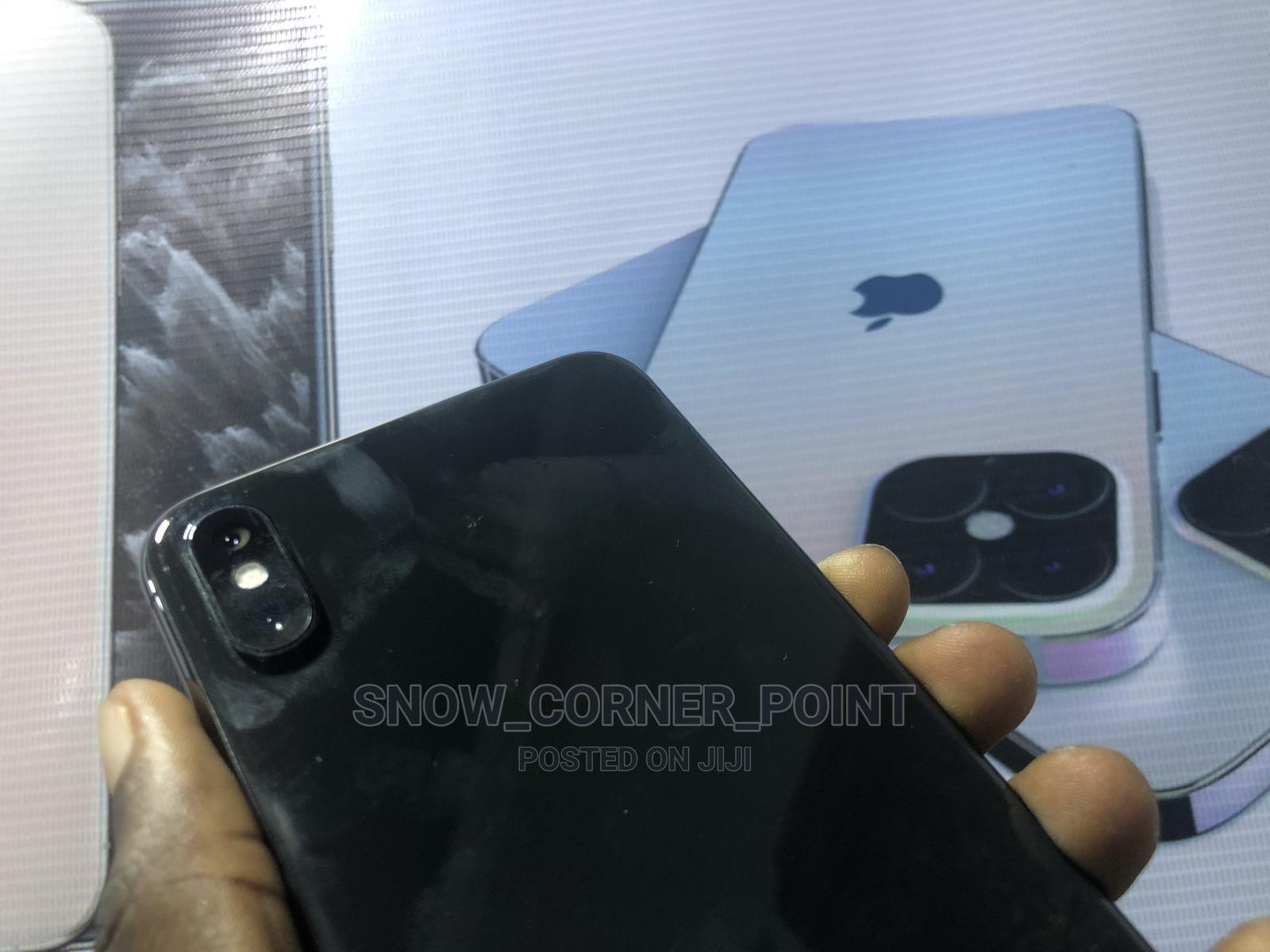 Apple iPhone XS Max 256 GB Black | Mobile Phones for sale in Kinondoni, Dar es Salaam, Tanzania