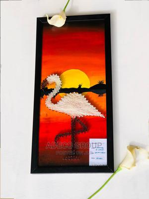 Flamingo String Art | Arts & Crafts for sale in Dar es Salaam, Kinondoni