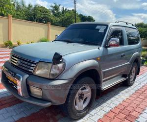 Toyota Land Cruiser Prado 2000 TX Gray | Cars for sale in Dar es Salaam, Kinondoni