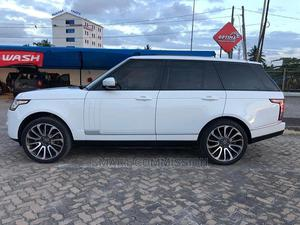 Land Rover Range Rover Vogue 2014 White   Cars for sale in Dar es Salaam, Kinondoni