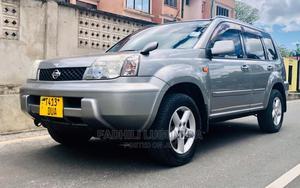 Nissan X-Trail 2002 Automatic Silver | Cars for sale in Dar es Salaam, Kinondoni