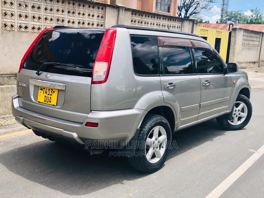 Nissan X-Trail 2002 Automatic Silver | Cars for sale in Kinondoni, Dar es Salaam, Tanzania