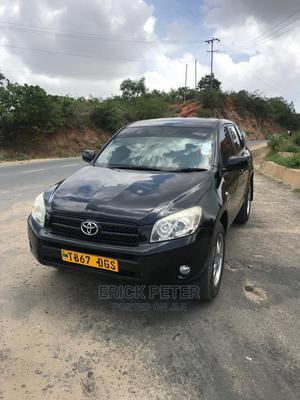 Toyota RAV4 2008 Black   Cars for sale in Dar es Salaam, Kinondoni