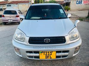 Toyota RAV4 2002 Automatic Silver   Cars for sale in Dar es Salaam, Kinondoni