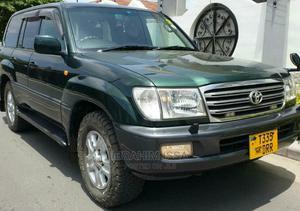Toyota Land Cruiser 2004 Green   Cars for sale in Dar es Salaam, Kinondoni
