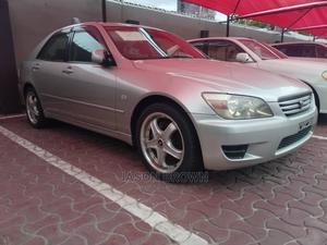 New Toyota Altezza 2001 Silver   Cars for sale in Dar es Salaam, Kinondoni