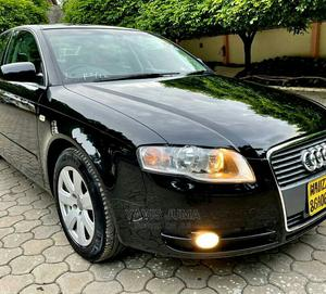 Audi A4 2006 Black | Cars for sale in Dar es Salaam, Kinondoni
