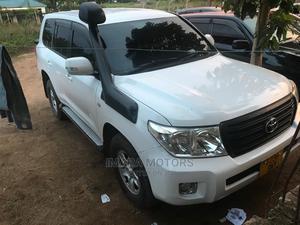 Toyota Land Cruiser 2012 White | Cars for sale in Dar es Salaam, Kinondoni