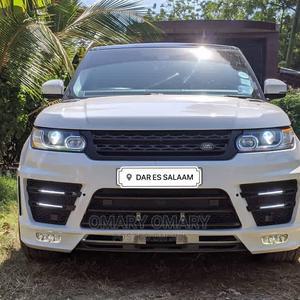 Land Rover Range Rover Sport 2016 White   Cars for sale in Dar es Salaam, Kinondoni