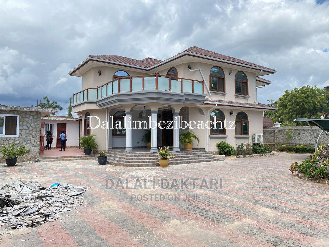 Five Bedrooms Stand Alone House for Rent at Mbezi Beach DSM