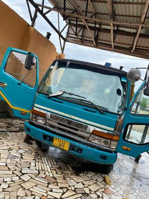 Mitsubishi Canter 1996 Blue   Trucks & Trailers for sale in Dar es Salaam, Kinondoni