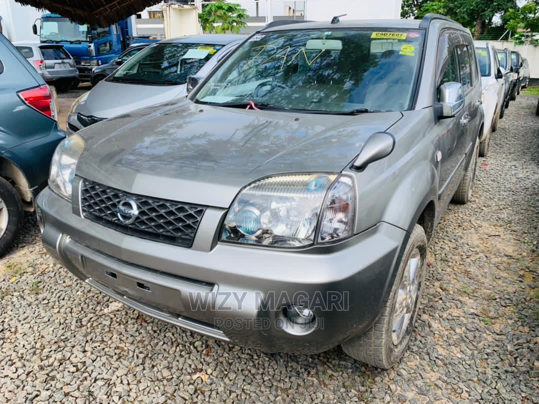 Nissan X-Trail 2004 Silver   Cars for sale in Kinondoni, Dar es Salaam, Tanzania