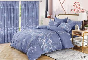 A Set of Duvet+1bed Sheet+4pillow Case+2curtain | Home Accessories for sale in Dar es Salaam, Kinondoni