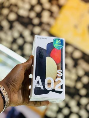 New Samsung Galaxy A02S 32 GB Black | Mobile Phones for sale in Dar es Salaam, Ilala