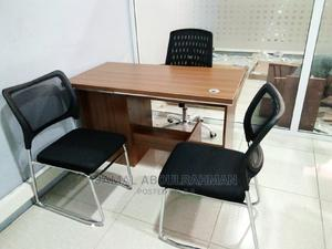 Office Table With 3 Chairs | Furniture for sale in Dar es Salaam, Ilala