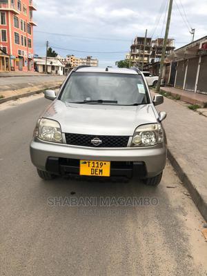 Nissan X-Trail 2003 Silver | Cars for sale in Dar es Salaam, Kinondoni