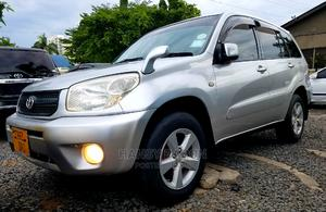 Toyota RAV4 2006 2.0 4x4 Silver   Cars for sale in Dar es Salaam, Kinondoni