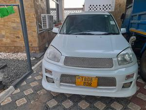 Toyota RAV4 2001 White | Cars for sale in Dar es Salaam, Temeke