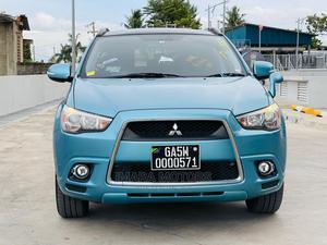 New Mitsubishi RVR 2010 Blue   Cars for sale in Dar es Salaam, Kinondoni