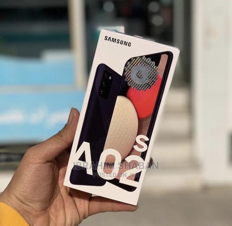 New Samsung Galaxy A02S 32 GB Black