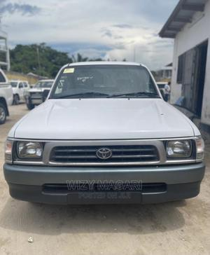 Toyota Hilux 1998 White   Cars for sale in Dar es Salaam, Kinondoni