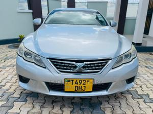 Toyota Mark X 2010 Silver | Cars for sale in Mwanza Region, Ilemela