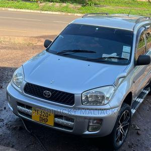 Toyota RAV4 2003 Automatic Silver | Cars for sale in Kilimanjaro Region, Moshi Urban