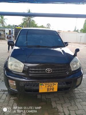 Toyota RAV4 2002 Black   Cars for sale in Dar es Salaam, Kinondoni