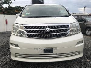 Toyota Alphard 2002 White | Cars for sale in Dar es Salaam, Kinondoni