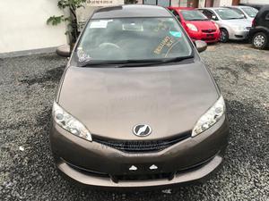 Toyota Wish 2010 Gray | Cars for sale in Dar es Salaam, Kinondoni