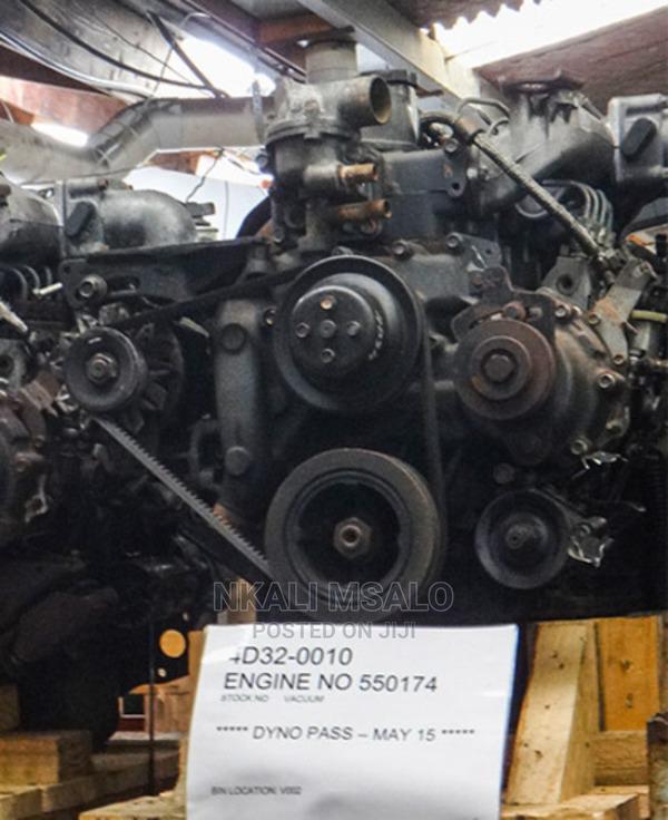 Mitsubishi Canter Engine 4D32, Cc3567