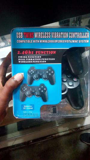 Wireless PC Controllers | Video Game Consoles for sale in Dar es Salaam, Kinondoni