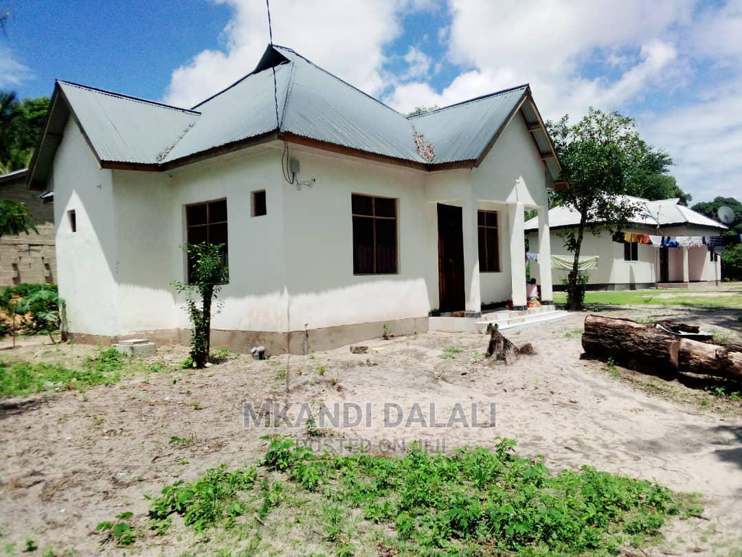 Nyumba Inauzwa Kivule Kwa Wamakonde Dsm