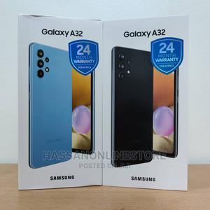 New Samsung Galaxy A32 128 GB Black | Mobile Phones for sale in Dar es Salaam, Ilala