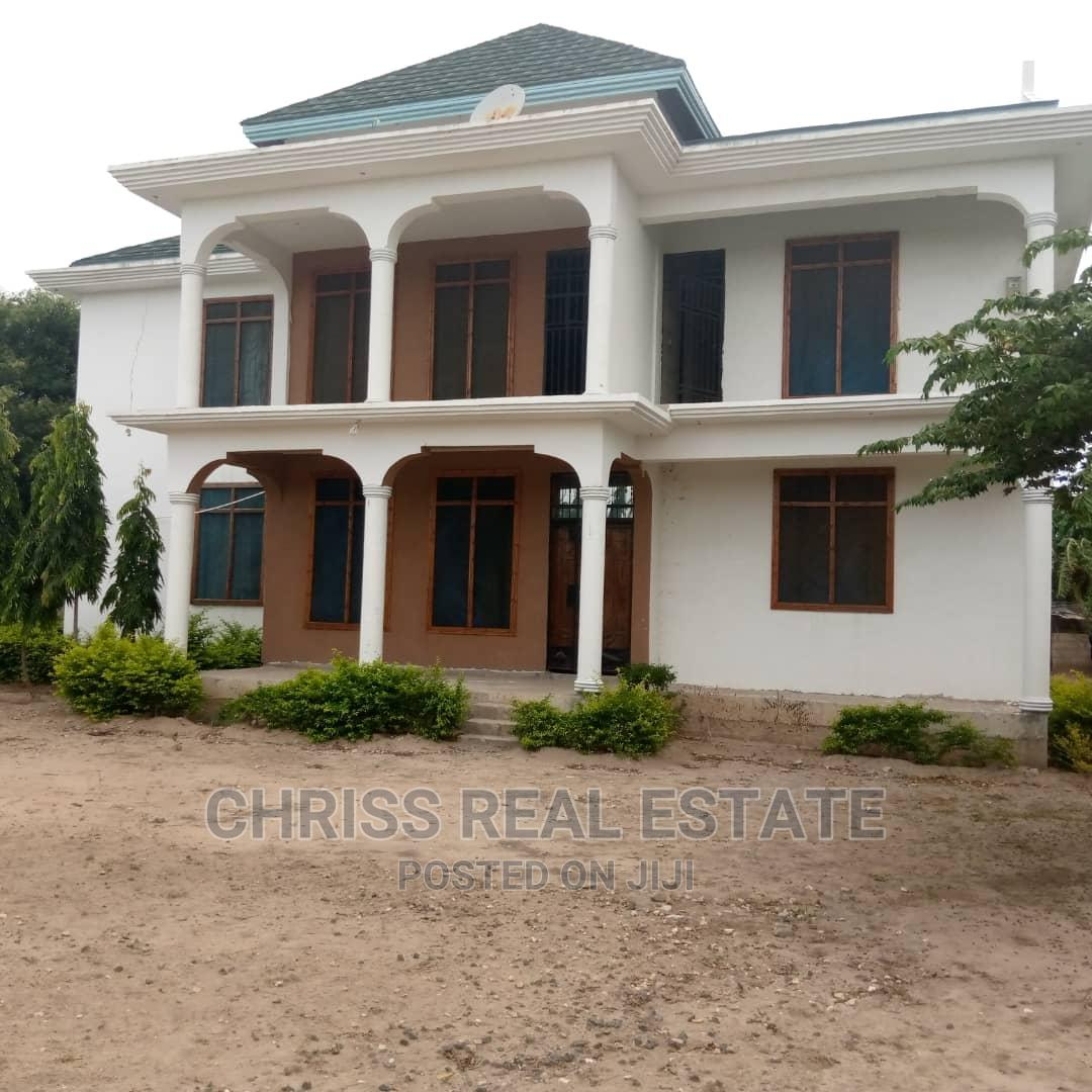 Archive: House For Sale Kigamboni
