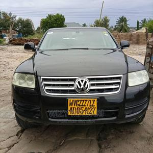 Volkswagen Touareg 2007 Black   Cars for sale in Dar es Salaam, Kinondoni