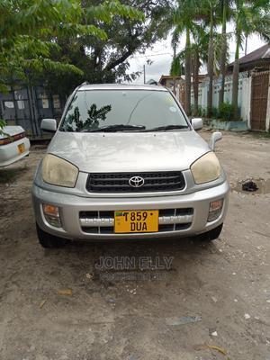 Toyota RAV4 2001 Silver | Cars for sale in Dar es Salaam, Kinondoni