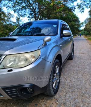 Subaru Forester 2009 2.0D X Silver | Cars for sale in Dar es Salaam, Kinondoni