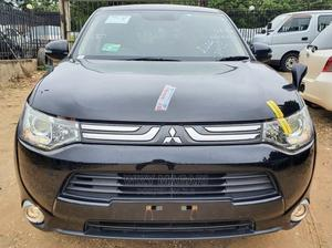 Mitsubishi Outlander 2012 Black | Cars for sale in Dar es Salaam, Kinondoni