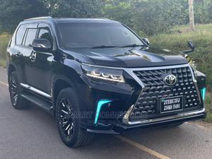 Toyota Land Cruiser Prado 2014 Black | Cars for sale in Dar es Salaam, Kinondoni