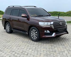 Toyota Land Cruiser 2018 Brown | Cars for sale in Dar es Salaam, Kinondoni