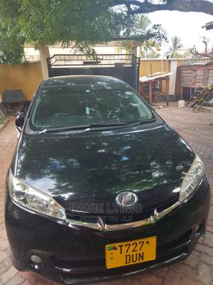 Toyota Wish 2011 Black | Cars for sale in Dar es Salaam, Kinondoni
