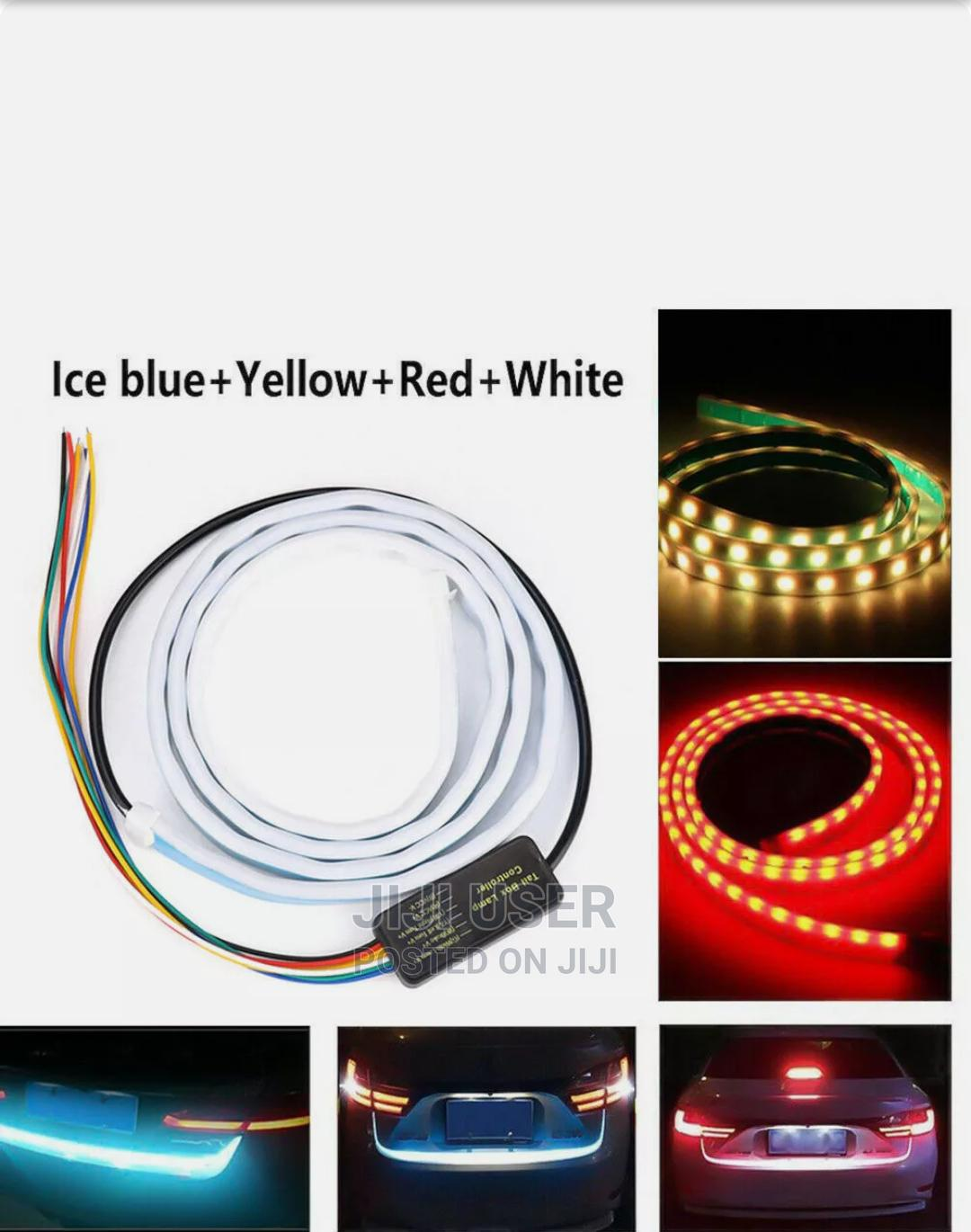 Light Led Tail and Stop Light
