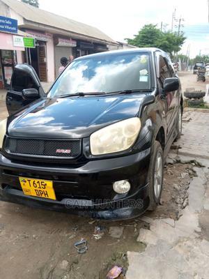 Toyota RAV4 2004 Black | Cars for sale in Dar es Salaam, Kinondoni