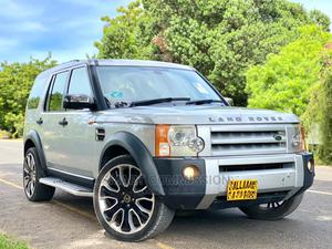Land Rover Discovery 2005 Silver   Cars for sale in Dar es Salaam, Kinondoni